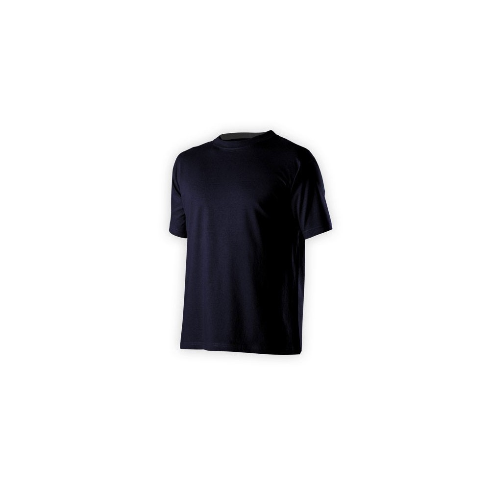 Triko pánské krátký rukáv 160 gr./m2 tmavě modrá