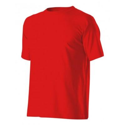 Triko pánské T160 červené