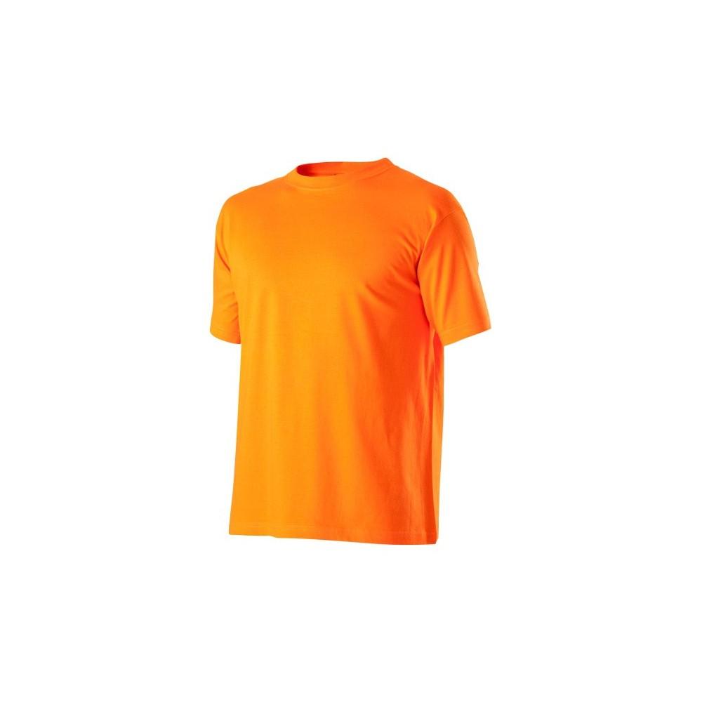 Triko pánské T160 oranžové