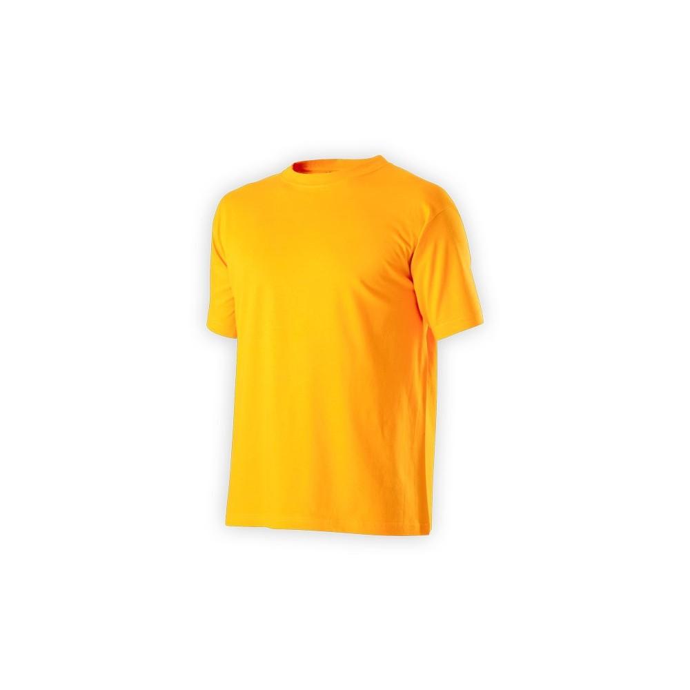 Triko pánské T160 žluté