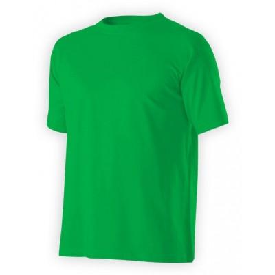 Triko pánské T160 středně zelená