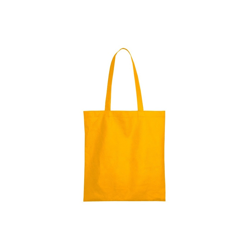 Taška s dlouhými úchyty žlutá