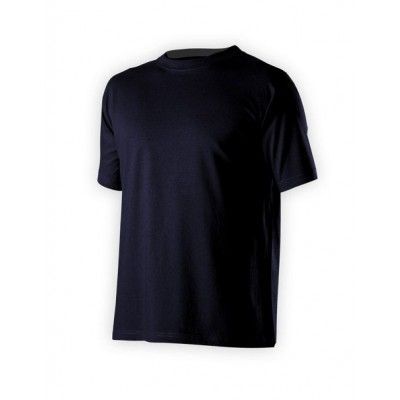 Triko pánské krátký rukáv 160 gr./m2 tmavě modrá výprodej